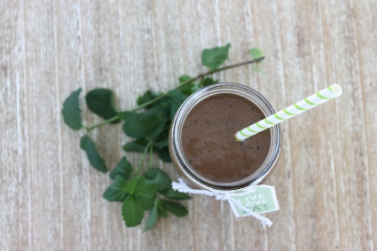 Cacao & Mint Smoothie