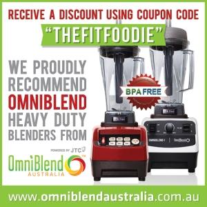 Omniblend Discount Code