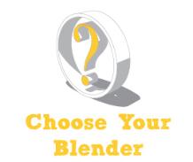 Blender Choice